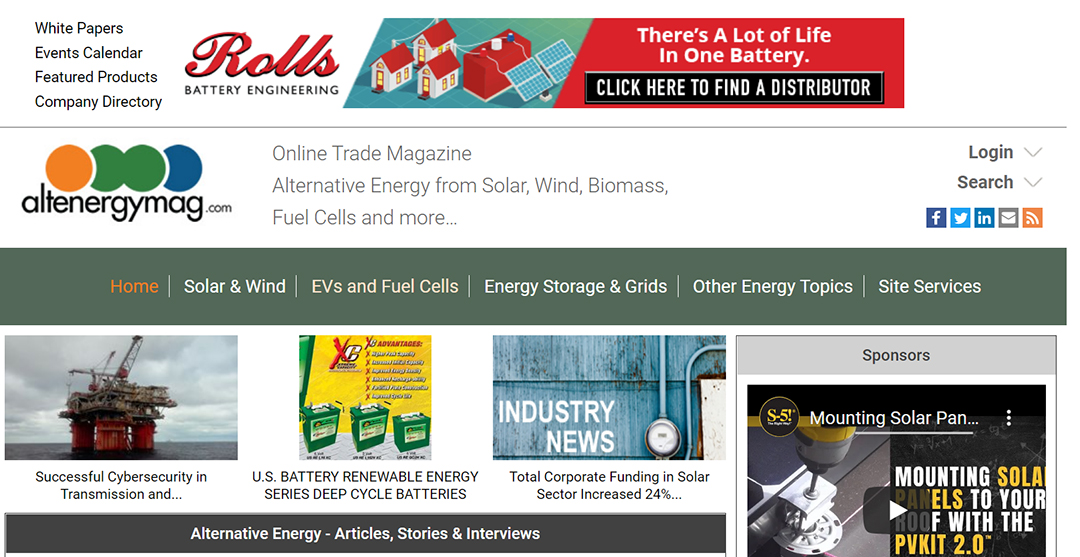 Alternative Energy Mag