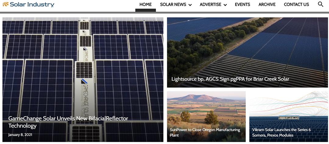 Solar Industry Mag
