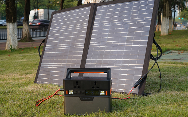 ALLPOWERS 100W Foldable Solar Panel