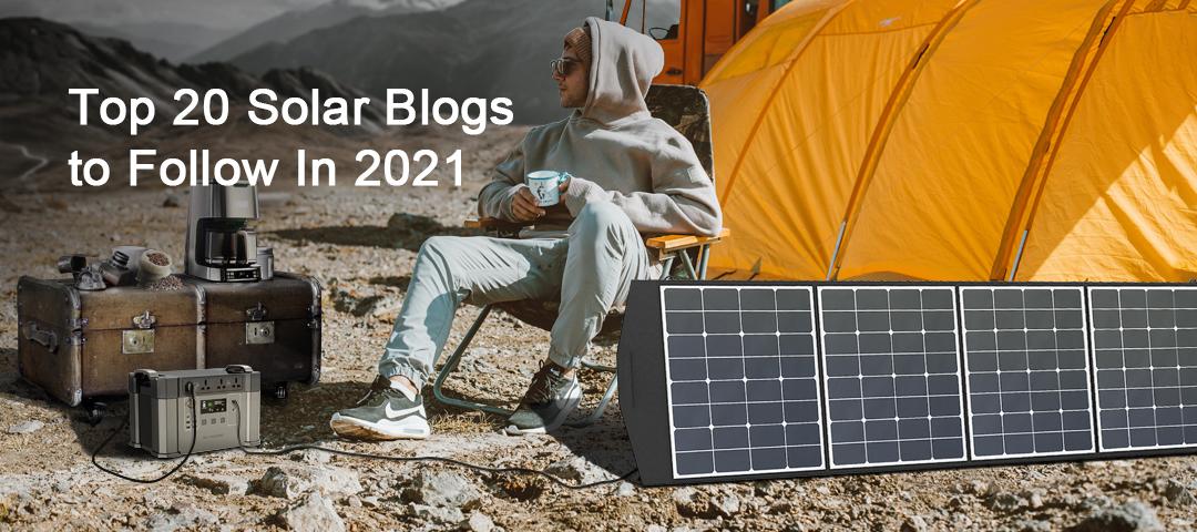 Top Solar Blogs